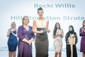 Becki Willis, Young Communicator